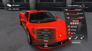 Test Drive Unlimited 2 Ferrari 458 Italia