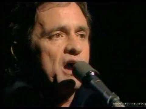 Johnny Cash - Man in Black Music Videos