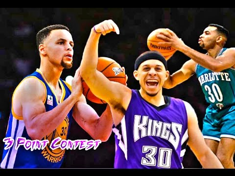 What If Stephen Curry Faced Dell Curry & Seth Curry In A 3 Point Contest!?