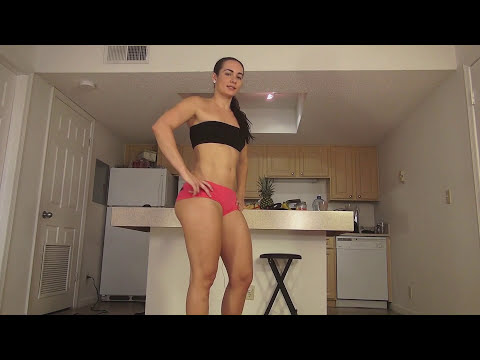BIG BUTT Lifting Home Workout with Squats!! Image 1
