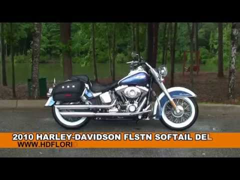 Used 2010 Harley Davidson Softail Deluxe Motorcycles for sale - Leesburg, FL