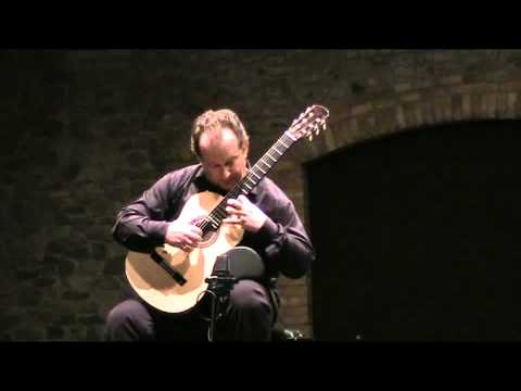 Erik Satie - Gnossienne Nr. 1 - Jozsef Eotvos, guitar