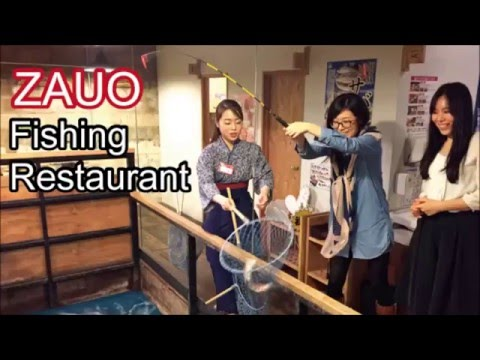 Zauo videolike for Zauo fishing restaurant