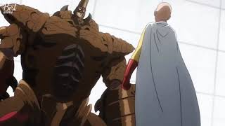 One Punch Man | Full Battle: Saitama & Genos vs Carnage Kabuto | Eng Sub