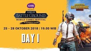 [DAY 1 NEW] KASKUS Battleground Season 3 Wave 1: PUBG
