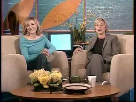 Sarah Chalke on Ellen Degeneres