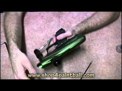 2011 Proto Rail Paintball Gun Review