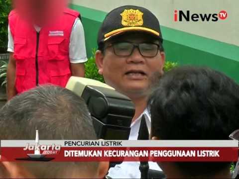 Ditemukan kecurangan pengguna listrik, 4 orang ditahan - Jakarta Today 11/02
