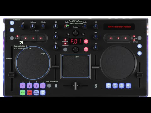Korg Kaoss DJ Review and Suggestions