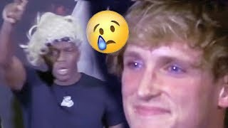 THIS IS SO SAD. LOGAN CRIED VS KSI  from PewDiePie