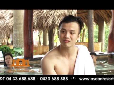 Dịch vụ tắm bùn, tắm sữa, bơi, xông sục tại Asean Resort & Spa