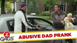 Just For Laughs: Abusive Father 101 The Baby Throw