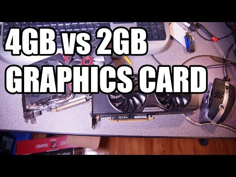 GTX 960 4GB vs. 960 2GB Benchmark - Is it Worth It?