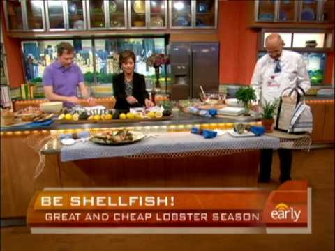 Bobby Flay Loves Lobster Video