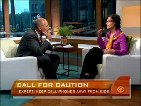 Are Cell Phones Safe For Kids?