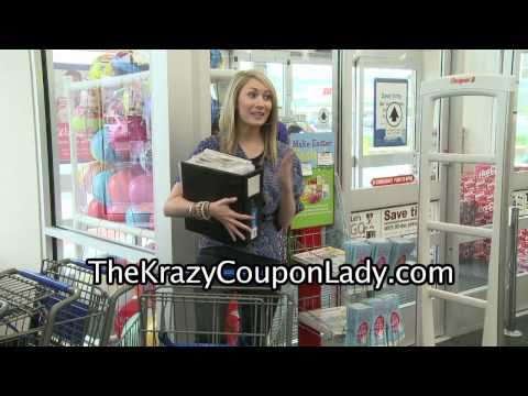 Shop with The Krazy Coupon Lady at Walgreens!
