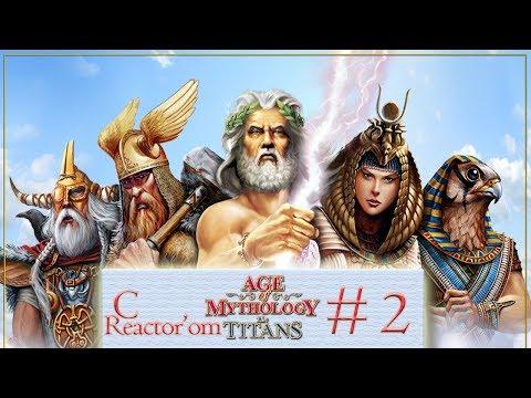 Age of Mythology The Titans - У стен Трои #2