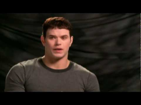 Kellan Lutz Interview - The Twilight Saga: Eclipse Video