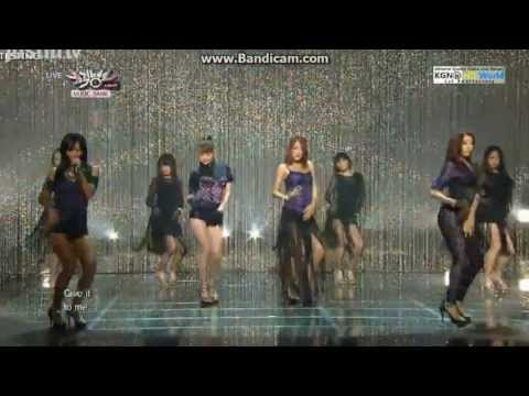 130614 SISTAR - Give It To Me @ Music Bank