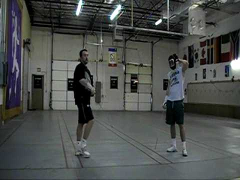 Gia Foil Clinic Part 5 at Alamo Fencing Academy - See the preparation