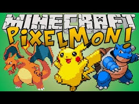 [1.5.2] How to Install Pixelmon 2.2.1 and Pixelmon Resources