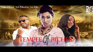 The Iron Lady - Temple Of Riches -  Nigerian Nollywood movie