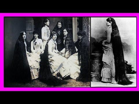 Печальная Судьба Сестер Сазерленд,которые Заработали Миллионы на Своих Волосах!