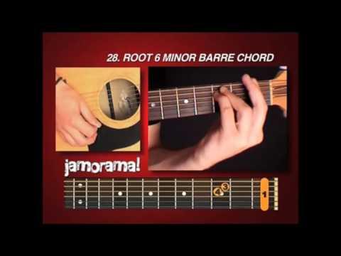 Aprender A Poner Acordes Con Cejilla En Guitarra (Pasos Para Aprender A Tocar Guitarra)