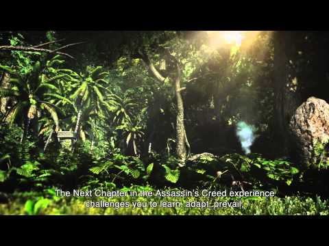 Assassin's Creed 4 Black Flag - World Gameplay Premiere [INT]