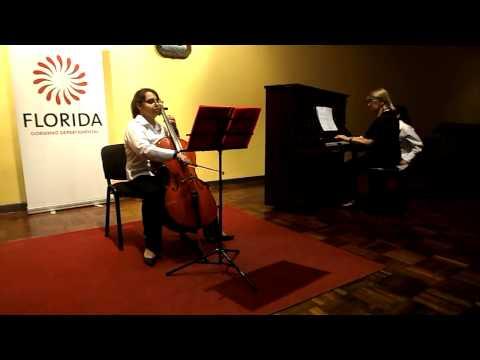Concierto para Violoncello en Do mayor de Antonio Vivaldi dúo con piano