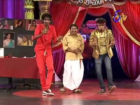 Jabardasth - జబర్దస్త్ - Dhana Dhan DhanRaj Performance on 16th October 2014