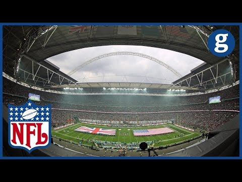 Rise of the NFL in the UK | International Series at Wembley