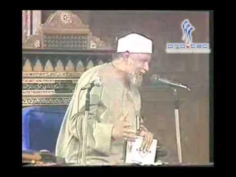 04- تفسير سورة  الأنبياء- الآية ( 32 -- 43 ) -  الشعراوي
