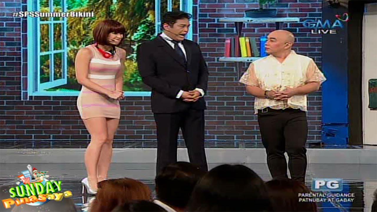 Sunday PinaSaya: John Arcilla takes on Coach Cynthia's challenge