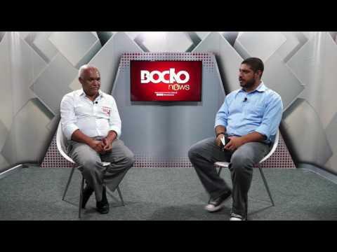 Entrevista com o candidato a presidência do PT de Salvador, Gilmar Santiago