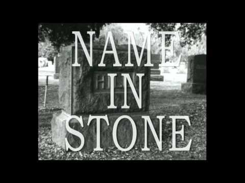 Dead Mans Bones - Name In Stone