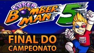 O Melhor Jogador de Super Bomberman do Mundo
