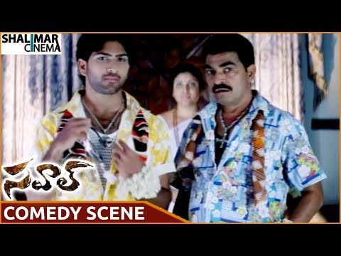 Saval Movie || Bharat & Sayaji Shinde Hilarious Comedy Scene || Bharat, Suhani || Shalimarcinema