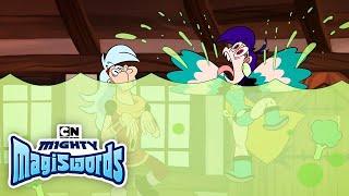 Mighty Magiswords | Broccoli Soup | Cartoon Network