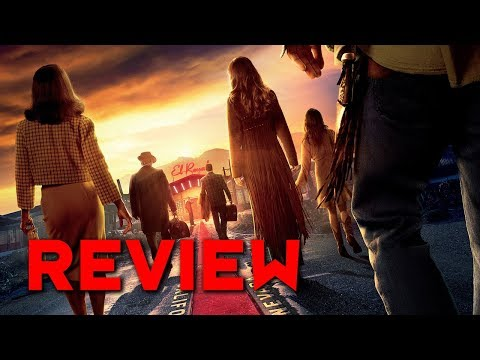 Let's Talk About Bad Times At The El Royale