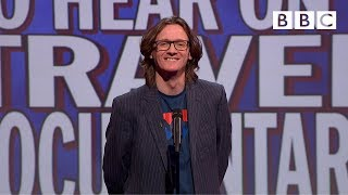Unlikely things to hear in a travel documentary | Mock the Week - BBC