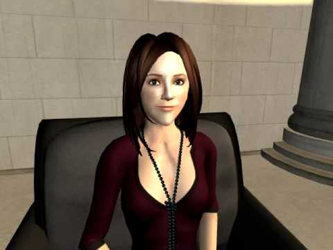 Sophie Kinsella Appearance in Second Life
