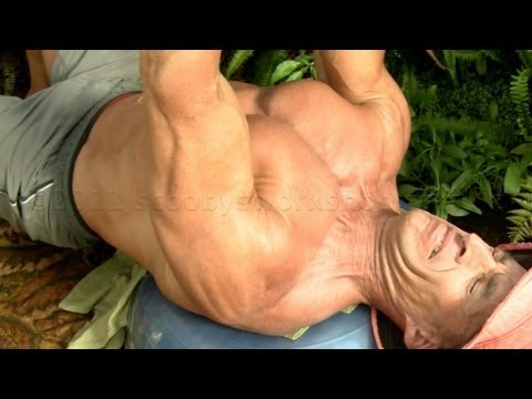 Dumbbell Pullovers - Amazing Chest Expander? Huge lat builder?