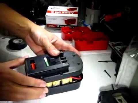 Black Amp Decker Battery Youtube