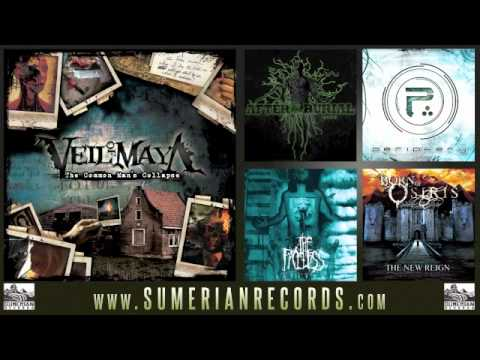 Veil Of Maya - Mark The Lines