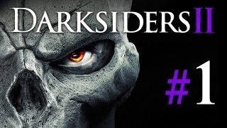 Darksiders 2 #1 - Let's Play Darksiders 2 Gameplay German