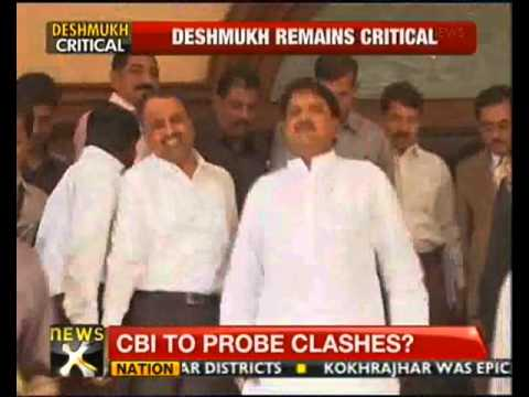 Vilasrao Deshmukh on life support in Chennai hospital - NewsX
