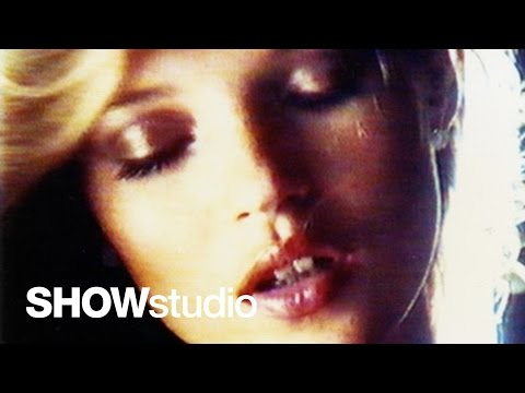 SHOWstudio: Kate Moss / Nick Knight - The More Visible They Make Me, The More Invisible I Become