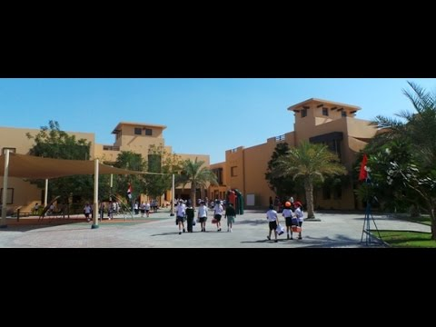 Raha International School 360 2013 video