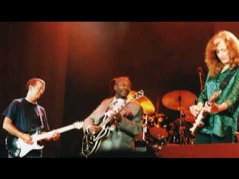 Eric Clapton, BB King&Bonnie Raitt - Blues Jam - Live At Earl Court 10 17, 1998